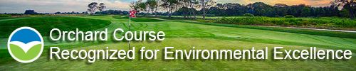 Newport National Golf Club – Orchard Course Recognized For Environmental Excellence