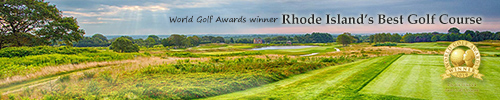 Newport National Awarded Rhode Island's Best Golf Course 2019 For Second Year In A Row